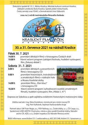 KRASLICKÝ FILMVLÁČEK 3