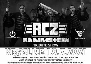 RCZ - RAMMSTEIN TRIBUTE SHOW 1